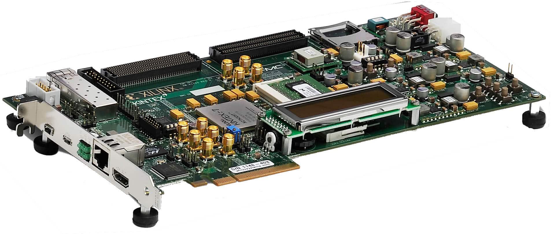 برد آموزشی FPGA